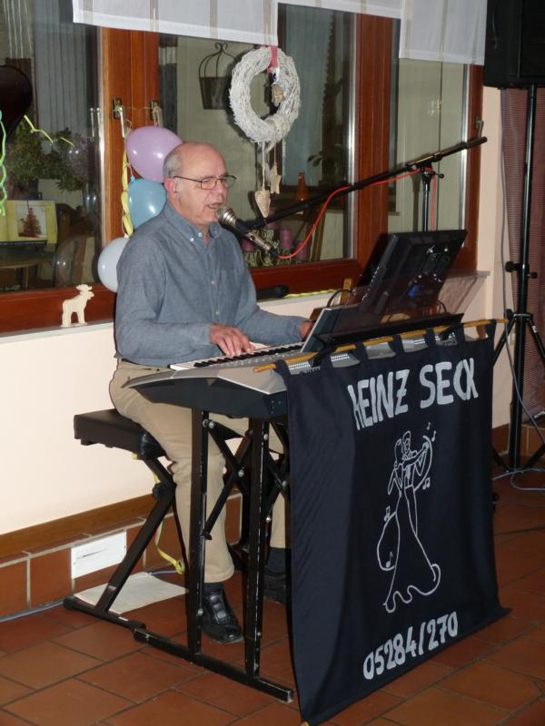 Live-Musik am Silvesterabend
