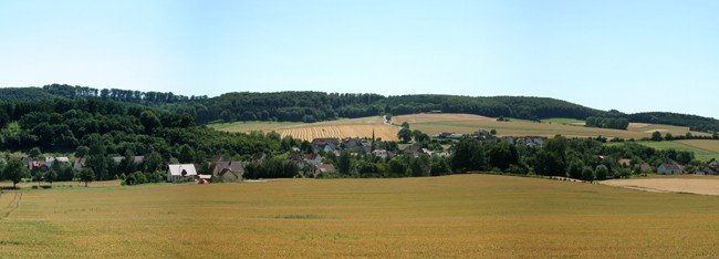 Landschaft Marienmünster